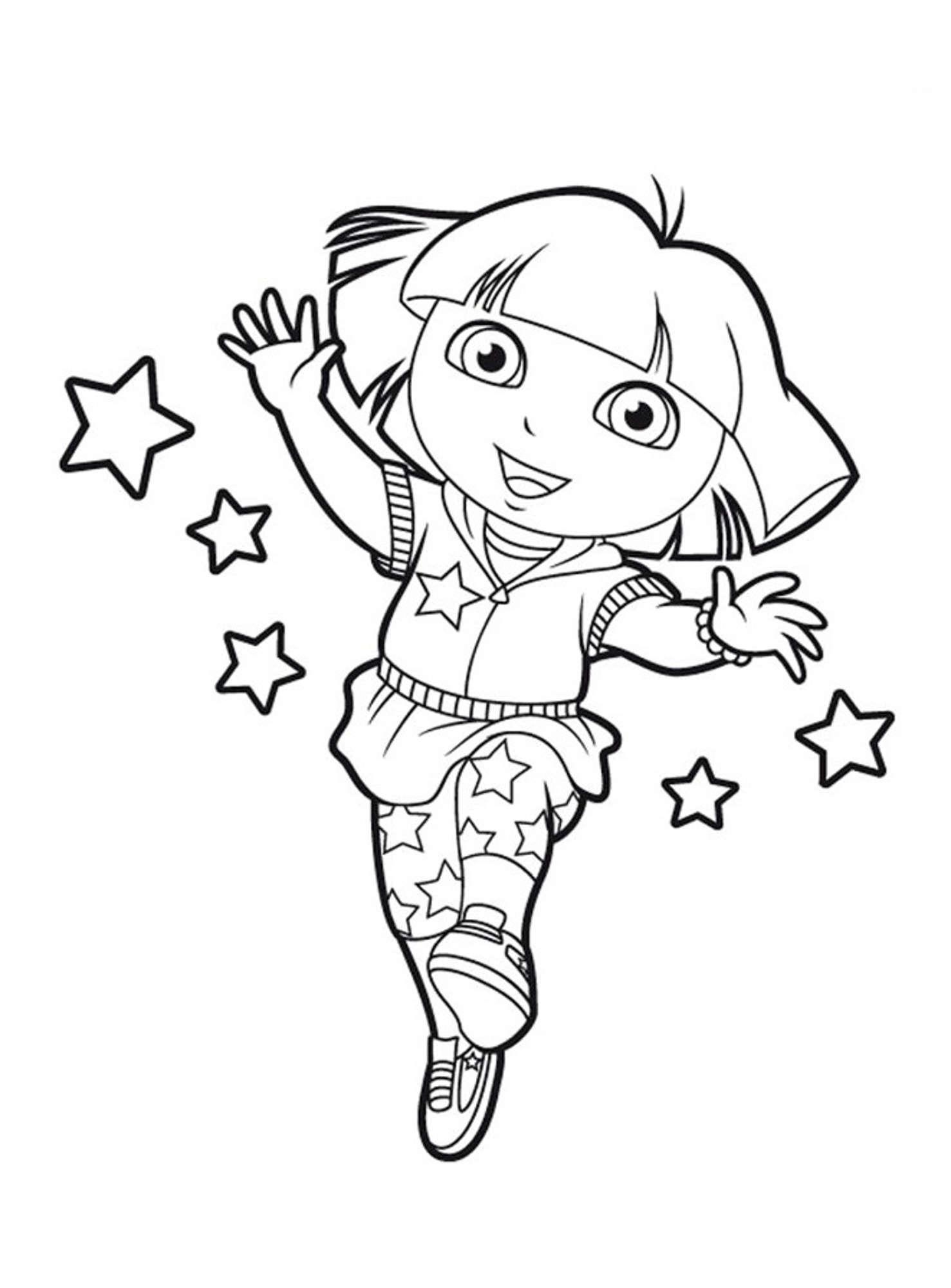Coloriage Dessin Anime Qu Est Ce Que Le Coloriage Des Dessins Animes